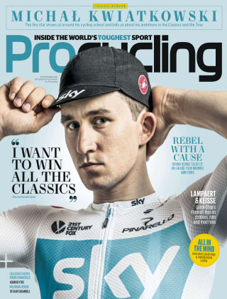 Procycling March 2018