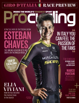 Procycling May 2018