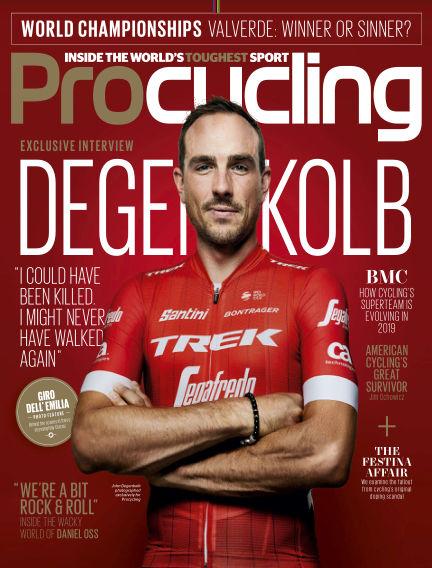 Procycling November 07, 2018 00:00