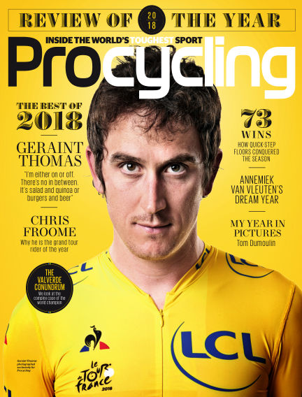 Procycling November 30, 2018 00:00