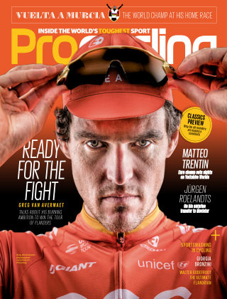 Procycling April 2019