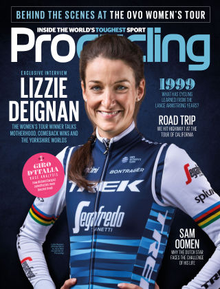 Procycling August 2019