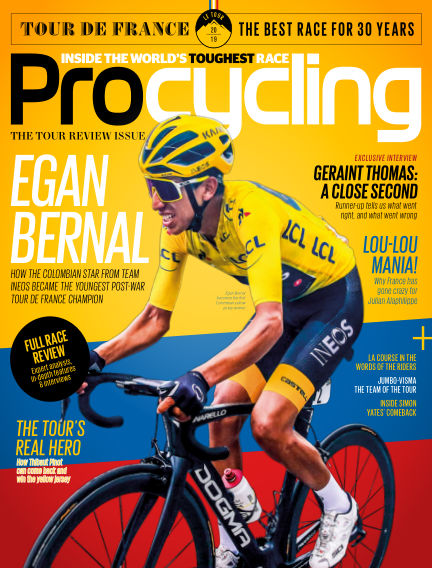 Procycling August 22, 2019 00:00
