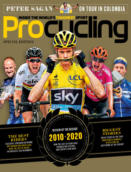 Procycling December 31, 2019 00:00