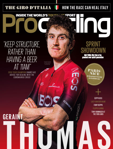 Procycling April 17, 2020 00:00