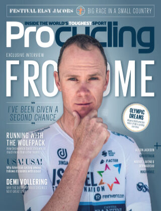 Procycling August