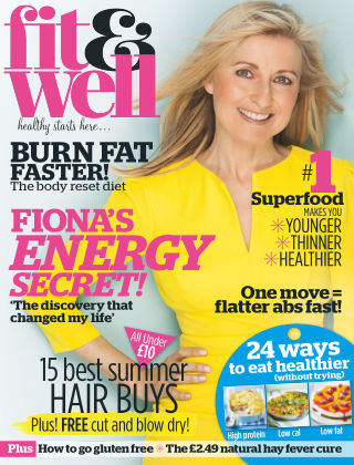 Fit and Well July 2015