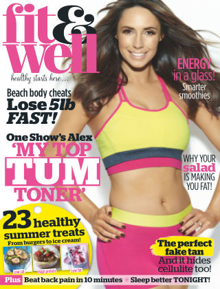 Fit and Well August 2015