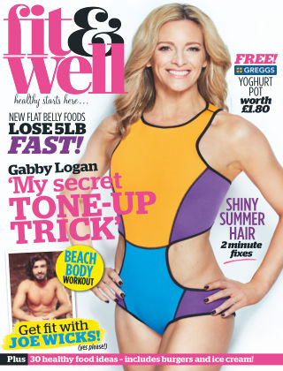 Fit and Well August 2016