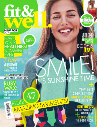 Fit and Well June 2019