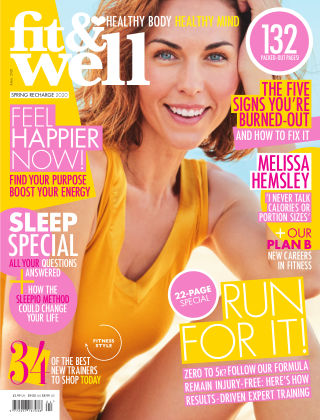 Fit and Well April 2020
