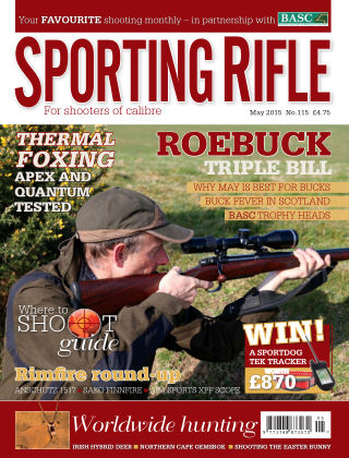 Sporting Rifle May 2015