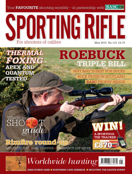 Sporting Rifle March 26, 2015 00:00