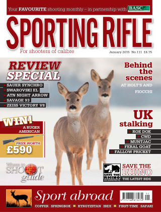 Sporting Rifle January 2015