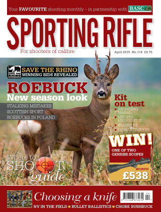 Sporting Rifle April 2015