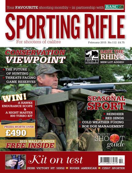 Sporting Rifle January 01, 2015 00:00