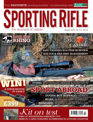 Sporting Rifle March 2015