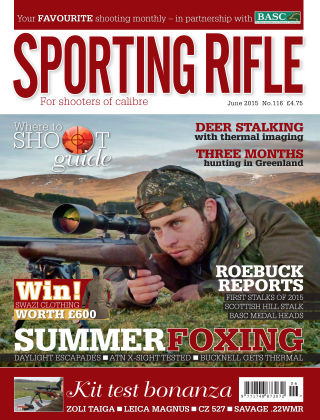 Sporting Rifle June