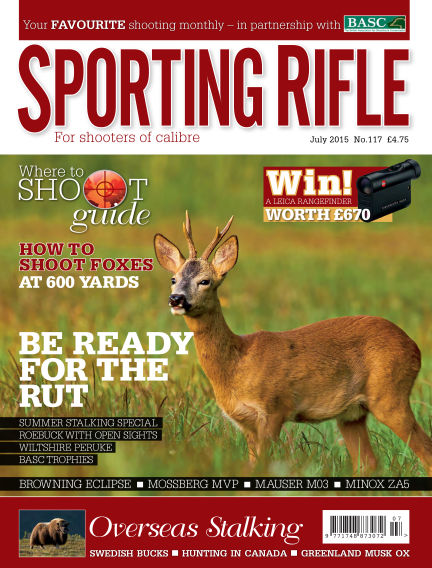 Sporting Rifle May 21, 2015 00:00