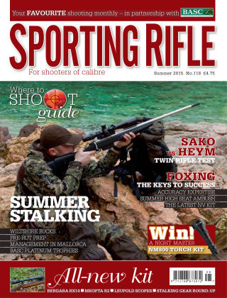 Sporting Rifle Summer