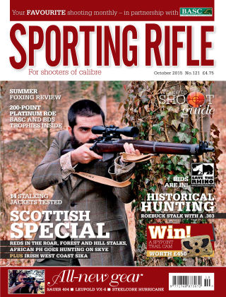 Sporting Rifle October