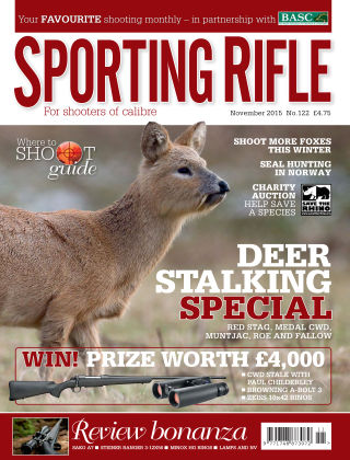 Sporting Rifle November