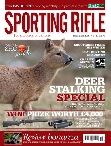Sporting Rifle October 07, 2015 00:00