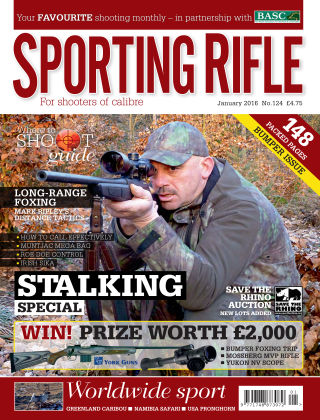 Sporting Rifle Jan 2016