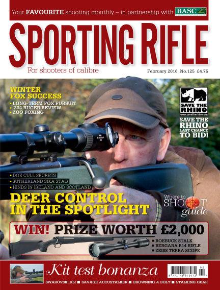 Sporting Rifle December 24, 2015 00:00