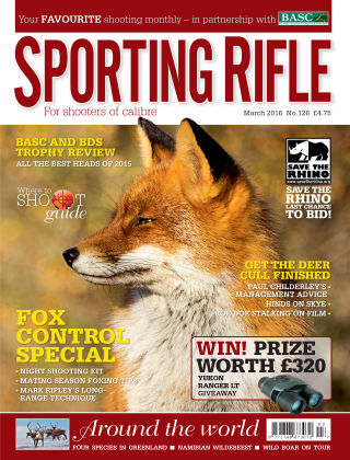 Sporting Rifle March2016