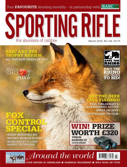 Sporting Rifle February 08, 2016 00:00