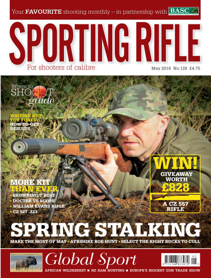 Sporting Rifle March 25, 2016 00:00