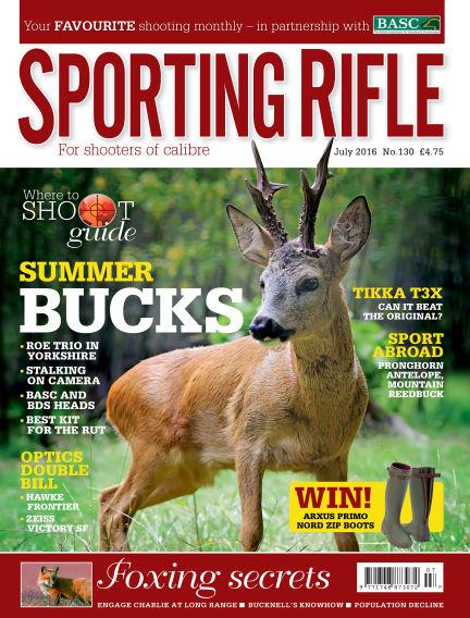 Sporting Rifle May 20, 2016 00:00