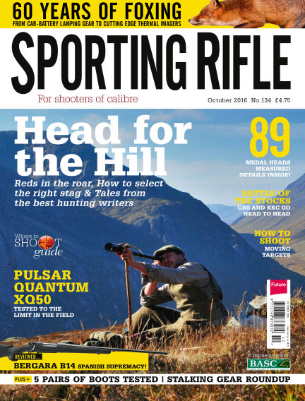 Sporting Rifle September 08, 2016 00:00