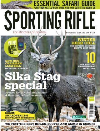 Sporting Rifle November 2016