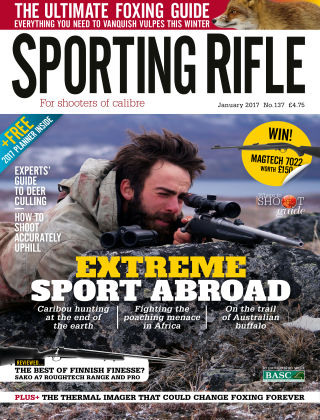 Sporting Rifle January 2017