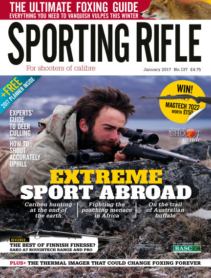Sporting Rifle December 01, 2016 00:00