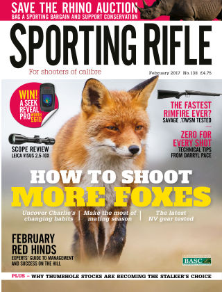 Sporting Rifle February 2017