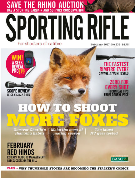 Sporting Rifle December 29, 2016 00:00