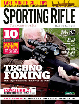 Sporting Rifle March 2017