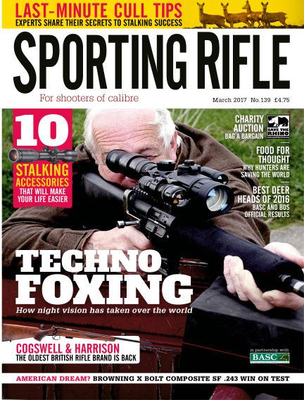 Sporting Rifle January 26, 2017 00:00