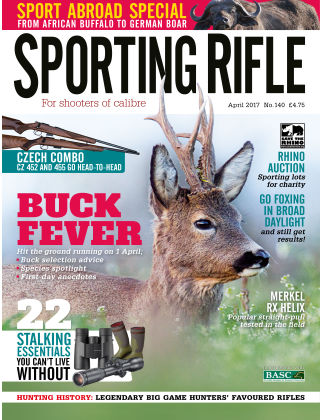 Sporting Rifle April 2017