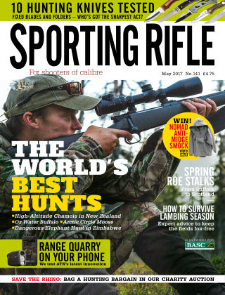 Sporting Rifle May 2017