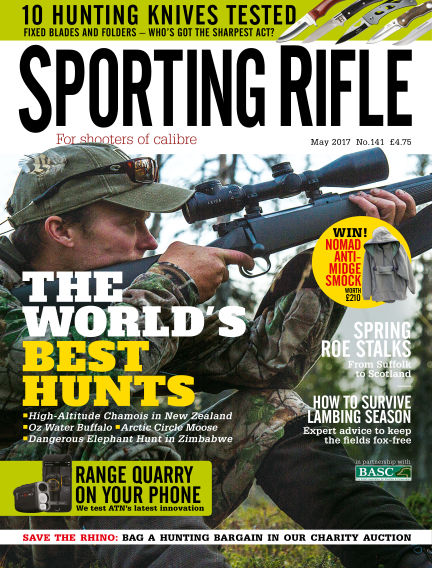 Sporting Rifle March 23, 2017 00:00