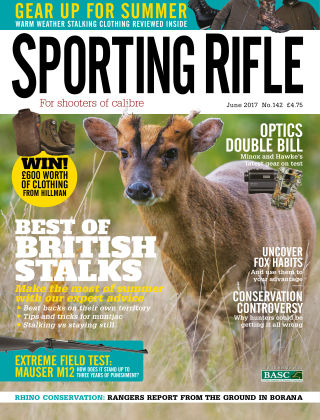 Sporting Rifle June 2017