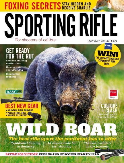 Sporting Rifle May 18, 2017 00:00