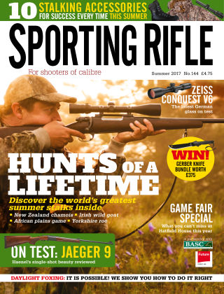 Sporting Rifle Summer 2017