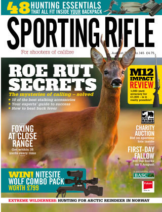 Sporting Rifle August 2017
