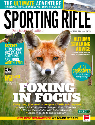 Sporting Rifle September 2017
