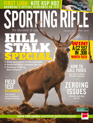 Sporting Rifle October 2017